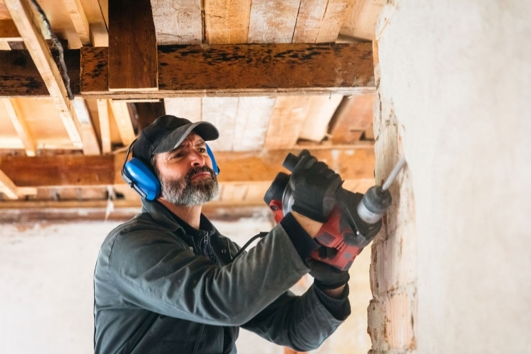 Sanierungen und Gebäudeevaluierung